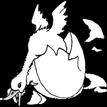 dibujos de un pato para colorear