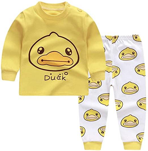 pijama de patos
