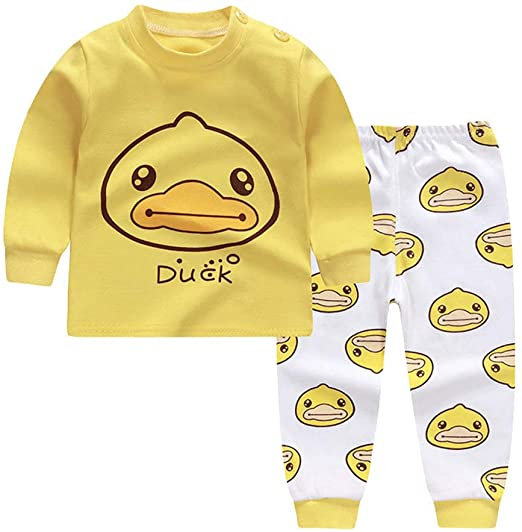 pijamas de patitos